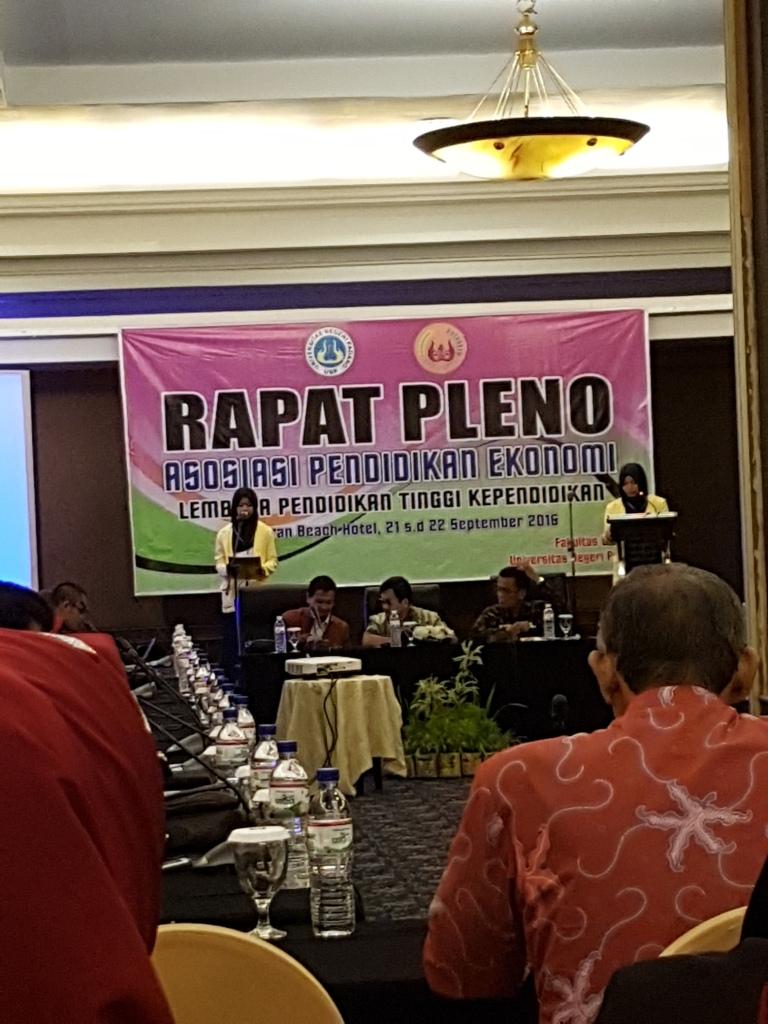 Rapat Pleno APE LPTK
