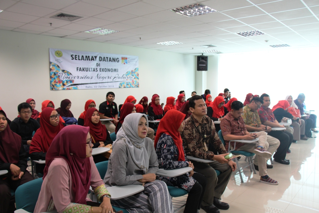 Kunjungan Mahasiswa Universitas Kebangsaan Malaysia