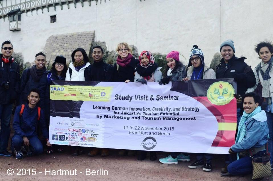 Berkelana Indonesia: Berawal di Jerman, Berlabuh dalam Lima Finalis Terbaik untuk Kewirausahaan Sosial Tingkat Asia dan Eropa