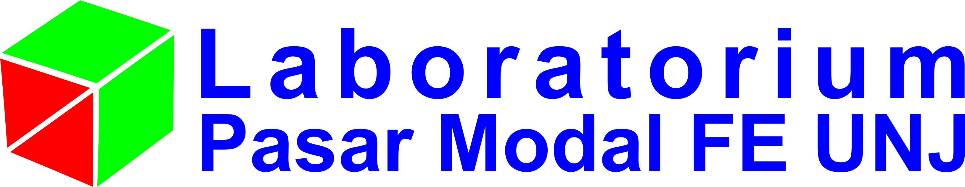 Logo Lab Pasar Modal