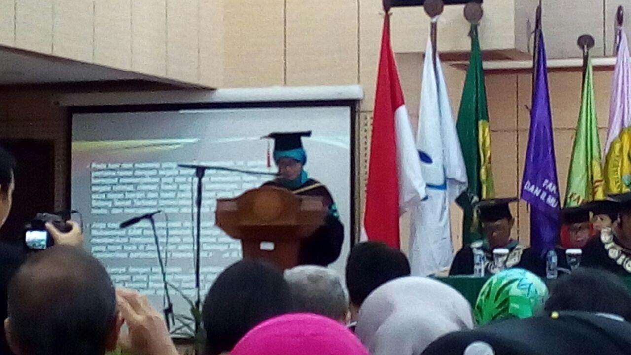 Pengukuhan Guru Besar Prof. Hamidah2