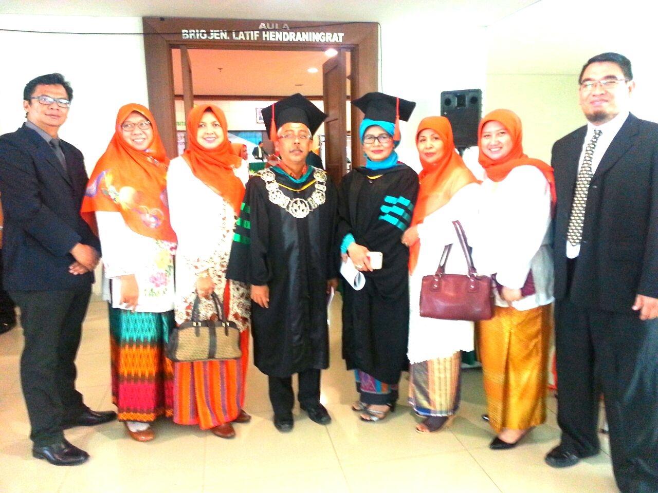 Pengukuhan Guru Besar Prof. Hamidah3