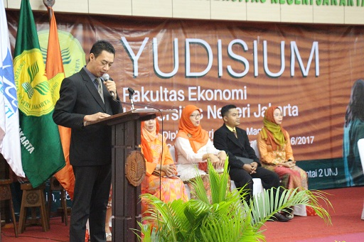 YUDISIUM Fakultas Ekonomi – Universitas Negeri Jakarta