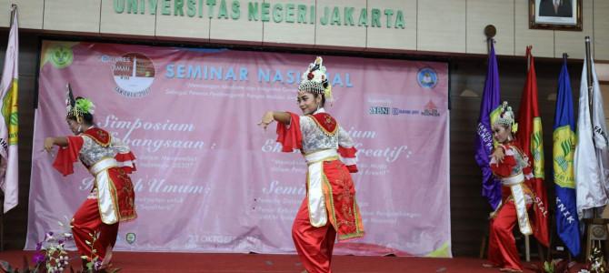 Seminar Nasional 2017, Bekal Pemuda Menghadapi Indonesia 2030