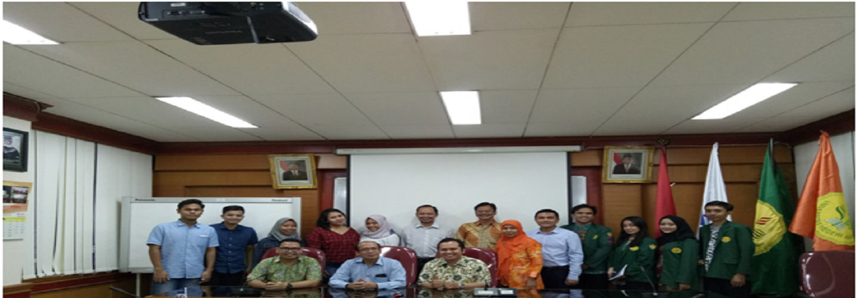 Kunjungan Universitas Diponegoro